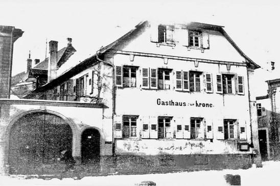 Gasthaus mit Geschichte