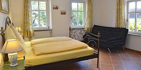 Gästezimmer für Ihren Kurzurlaub oder geschäftlichen Aufenthalt