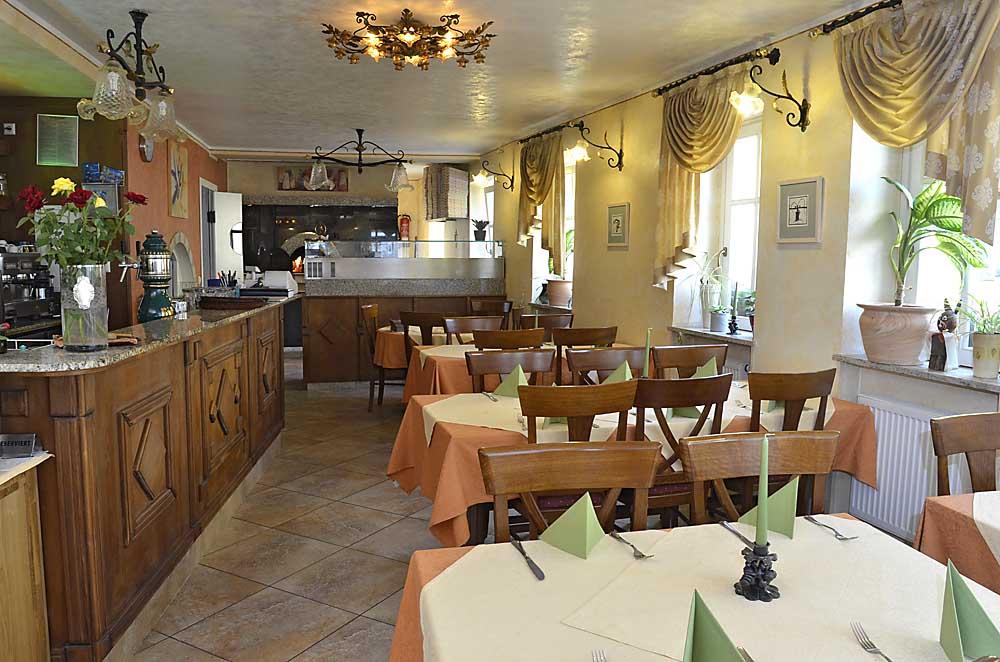 Restaurant La Corona, Maikammer / Pfalz