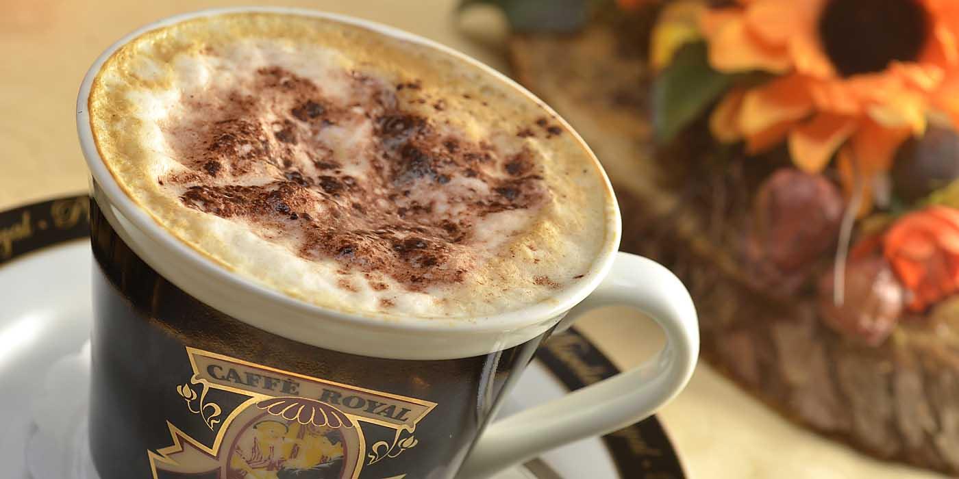 Italienischer Kaffeegenuss